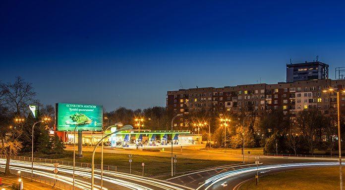 Reklama zewnętrzna w Krakowie