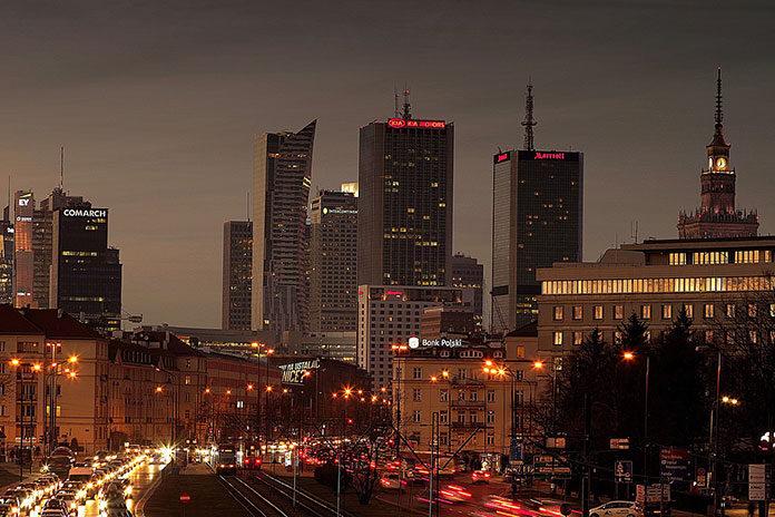 Przeprowadzka do Warszawy